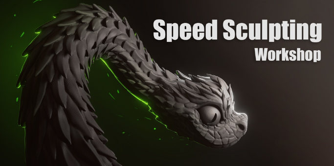 Speed Sculpting Workshop